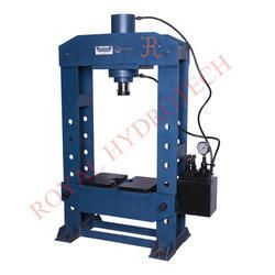 Automatic Hydraulic Press Machine