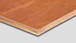 Semi Hardwood Plywood for Indoor