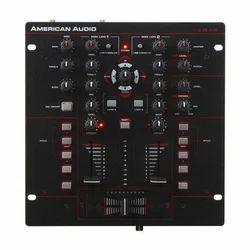 American Audio 10MXR Mixer