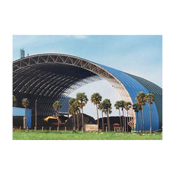 Dome Shape Sheds