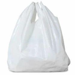 white plastic grocery bag rs 120 kilogram riddhi polymers id