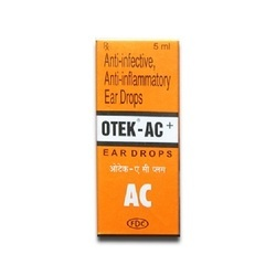 Otek AC Plus Ear Drop