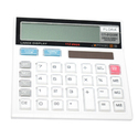 White Basic Calculator