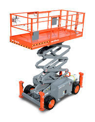 SJ 6826 RT Engine Powered Scissor Lifts