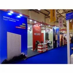 Acrylic Board Modular Exhibition Stall, For Promotional, Advertisement