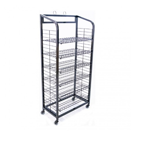 Display Systems Alligator Display Rack Manufacturer From