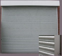 Galvalume Rolling Shutters
