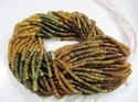 Genuine Petrol Tourmaline Beads