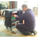 Mig Welding Machine Repairing Services, For Industrial