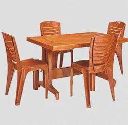 Nilkamal Dining Table Ultima , Four Seater