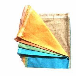 Plain Linen Khadi Plus