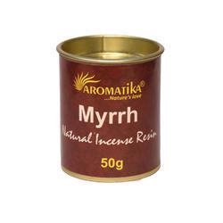 Resin  Myrrh  Resin 50 Gram Jar Pack