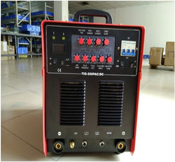 ALUMINIUM  WELDING MACHINE