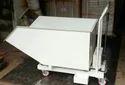CNC CHIP BIN TROLLEY HDYDRAULIC