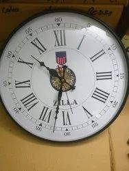 Wall Clock, Size: 6inch, 8inch And 10inch