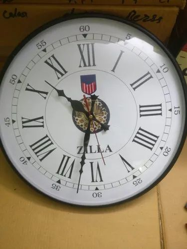 Wall Clock, Size: 6inch,8inch And 10inch
