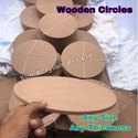 Craft MDF Circles Decorative