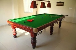 Medium Size Snooker Table