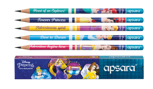 Disney Princess Pencil