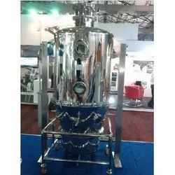 ACE Automatic Fluid Bed Dryer, For Pharmaceutical, Capacity: 5 - 8 Kg