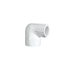 20x15mm Supreme Reducing Elbow 90 Degree UPVC High Pressure Plumbing