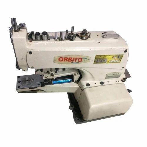 Orbito Industrial Button Stitch Sewing Machine Industrial Stitching New Orbito Sewing Machine Manual