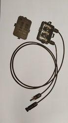 Elmex PV Solar 3-Rail Junction Box