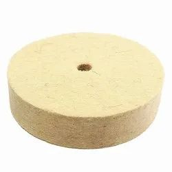 Wool Felt Buffing Wheels