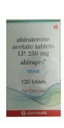 Glenmark Abirapro 250 mg Tablets