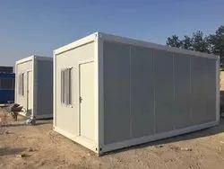 20ft Galvanized Container
