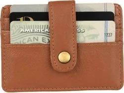 RFID Blocking Minimallist Money Clip Wallet