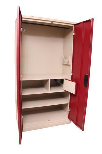 2 Doors Steel Almirah, Rs 17103 /piece, Sharan Elecmech ...