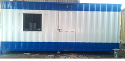 GI Porta Cabin