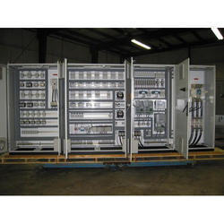 2 Kw Industrial Three Phase Control Panel