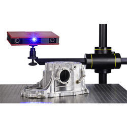3D White and Blue Light Scanning Services
