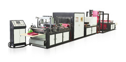 Fully Automatic Non-Woven Handle Bag Making Machine