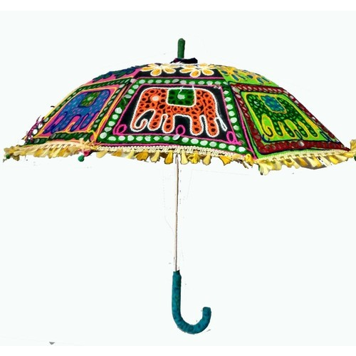 Cotton Wedding Umbrella, Size: 24x28 Inch