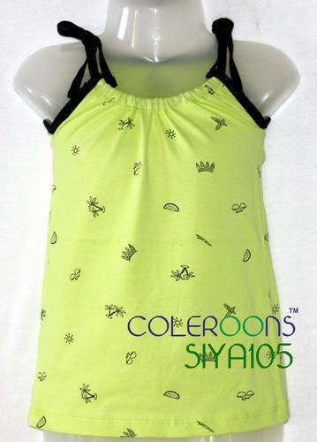 bf6abb689 Siya Casual Wear Casual Summer Baby Frock