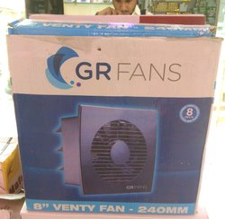 Ventilation Fans in Navi Mumbai, वायु - संचालन पंखा, नवी ...