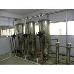 ISI Consultancy for Mineral Water Plant