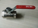 Stainless Steel Threaded Ball Valves