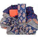 Multicolor Printed Cotton Fabric