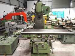 Tiger Milling Machine