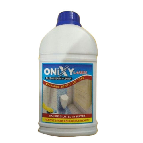 Onixy Ceramic Tiles Cleaner, Size: 1l.t, Rs 150 /litre, Onixy ...