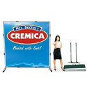 Promotional Adjustable Backdrop Stand