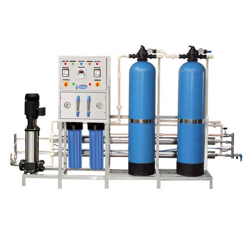 Stainless Steel Industrial Reverse Osmosis System, Automatic
