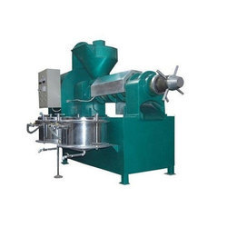 Automatic Oil Mill Machine