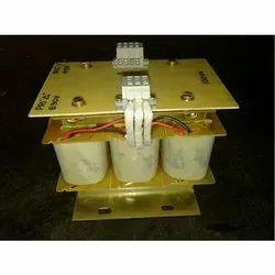 50 To 100 VA Three Phase Copper Wound Control Transformer, 415 V