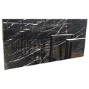 Black Nero Marquina Marble, for Flooring, for Staircase