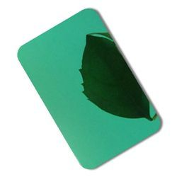 Green Color Finish Stainless Steel Sheets